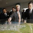 Gordon Brown and Sultan Ahmed Bin Sulayem Photos