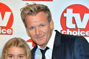 Gordon Ramsay TV Choice Awards - Red Carpet Arrivals