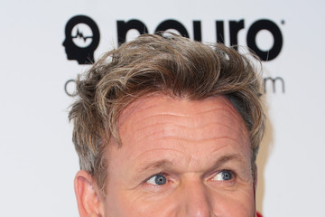 Gordon Ramsay Arrivals at the Elton John AIDS Foundation Oscars Viewing Party — Part 4