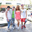 Gottmik 'Dive Into Pride' Hosted By Gigi Gorgeous, Nats Getty, And GLAAD