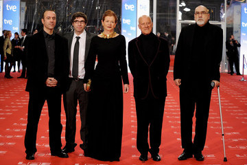 Norman Foster Goya Awards 2011 - Red Carpet