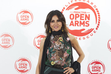 Goya Toledo Javier Bardem And Penelope Cruz Raise Funds For Open Arms