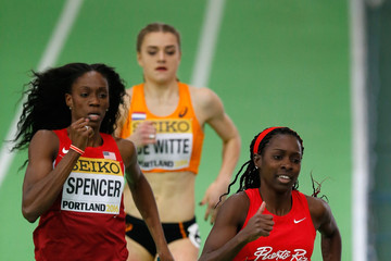 Grace Claxton IAAF World Indoor Championships - Day 2