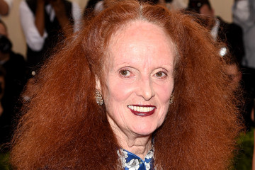 Grace Coddington 'China: Through The Looking Glass' Costume Institute Benefit Gala - Arrivals