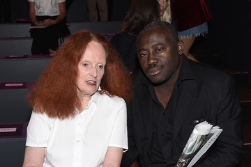 Grace Coddington Vera Wang Collection - Front Row - September 2016 - New York Fashion Week: The Shows