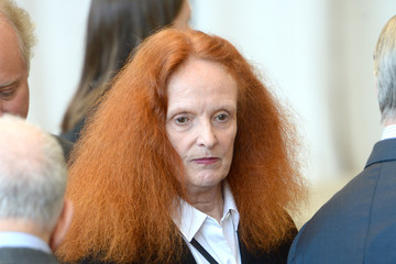 Grace Coddington Anna Wintour Costume Center Grand Opening