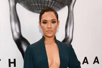 Grace Gealey 48th NAACP Image Awards -  Arrivals