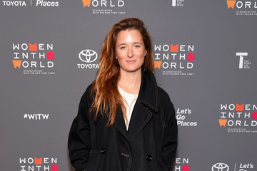 Grace Gummer Eighth Annual Women in the World Summit