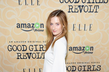 Grace Gummer 'Good Girls Revolt' New York Screening