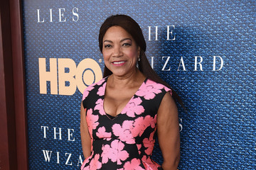 Grace Hightower 'The Wizard of Lies' New York Premiere - Arrivals