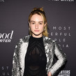 Grace Van Patten The Hollywood Reporter's 9th Annual Most Powerful People In Media - Arrivals