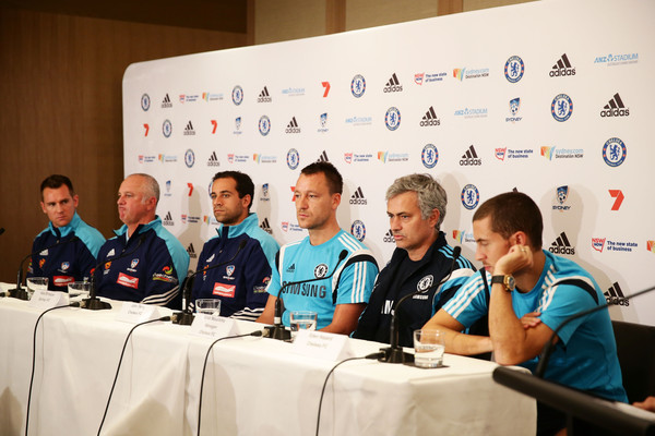 Chelsea FC Official Arrival Media Conference
