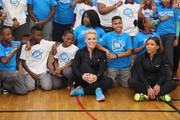Grammy Award Winner P!nk Celebrates the Nationwide Launch of UNICEF Kid Power with NYC School Children