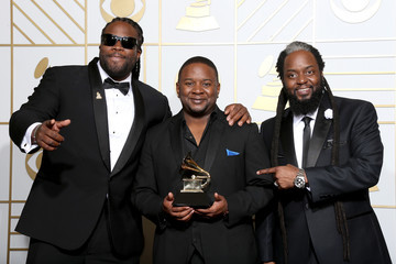 Gramps Morgan The 58th GRAMMY Awards - Press Room
