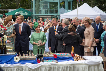 Grand Duchess Maria Teresa 200 Years Of The Kingdom Of The Netherlands In Maastricht