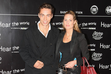 James+Middleton in Grand Opening Of Bryan Adams 'Hear The World Ambassadors' Exhibition