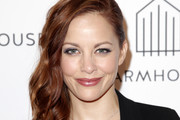 Amy Paffrath attends the grand opening of FARMHOUSE Los Angeles on March 15, 2018 in Los Angeles, California.
