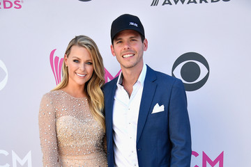 Granger Smith 52nd Academy of Country Music Awards - Arrivals