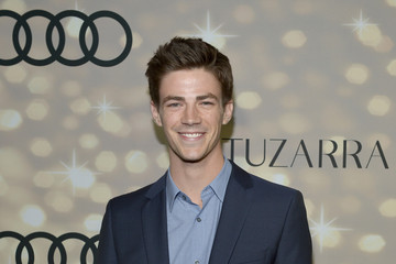 Grant Gustin Audi and Altuzarra Kick Off Emmy Week