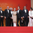 Grant Hill 'A Hidden Life (Une Vie Cachée)' Red Carpet - The 72nd Annual Cannes Film Festival