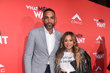 Grant Hill Paramount Pictures' 'What Men Want' Premiere - Red Carpet