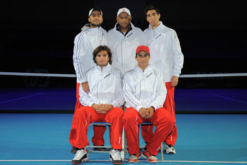 Sami Ghorbel Great Britain v Tunisia - Davis Cup Previews