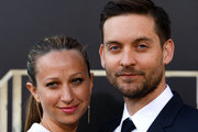 Tobey Maguire and Jennifer Meyer Maguire Photos Photo