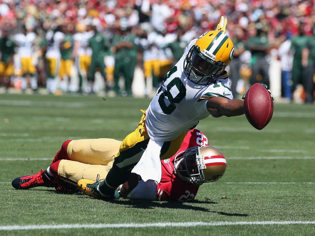 Randall Cobb Wallpaper Green bay packers v san     Randall Cobb Wallpaper Packers