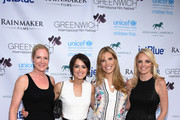 (L-R) Colleen deVeer, Wendy Stapleton Reyes, Ginger Stickel and Carina Crain attend Greenwich Film Festival 2015 - All Things Must Pass Opening Night Premiere at Bow Tie Cinemas on June 5, 2015 in Greenwich, Connecticut.