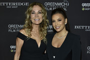 Kathie Lee Gifford and Eva Longoria Baston attend The Greenwich International Film Festival 5th Annual Changemaker Gala Honoring Eva Longoria Baston and Local Changemaker Bobby Walker at  L'Escale on May 30, 2019 in Greenwich, Connecticut.