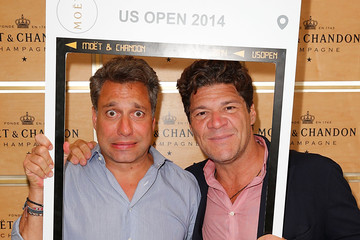 Greg Calejo The Moet & Chandon Suite At The 2014 US Open - September 4