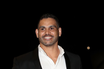Greg Inglis 2018 Dally M Awards - Arrivals