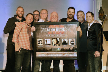 Greg Oswald Randy Houser Live From Church - Video Shoot For 'FIRED UP' Album Release