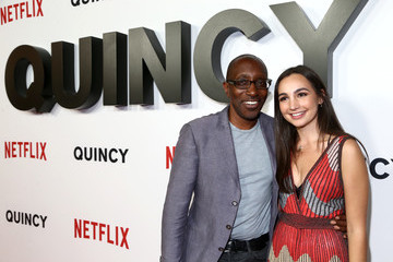 Greg Phillinganes Netflix's 'Quincy' Los Angeles Special Screening