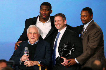 Greg Scruggs Don Shula NFL Coach of the Year Award Press Conference