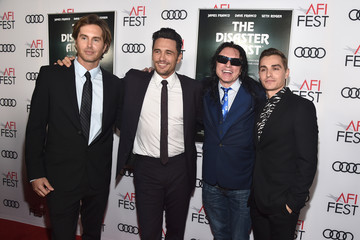 Greg Sestero AFI FEST 2017 Presented by Audi - Screening of 'The Disaster Artist' - Red Carpet