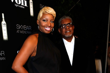 Gregg Leakes Voli Light Vodka's Holiday Party Hosted By Fergie Benefiting Cellphones For Soldiers