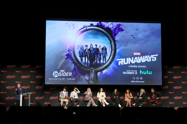 Hulu Presents Marvel's Runaways Screening + Panel At New York Comic Con