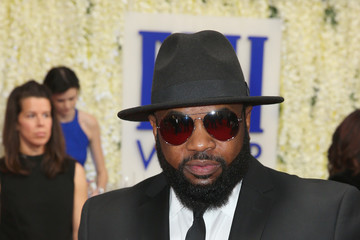 Gregory Porter FIJI Water At The 59th Annual GRAMMY Awards