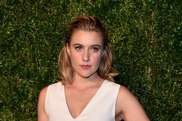 Greta Gerwig 11th Annual CFDA/Vogue Fashion Fund Awards - Arrivals