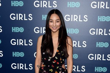 Greta Lee The New York Premiere of the Sixth and Final Season of 'Girls' - Arrivals