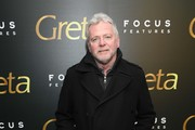 "Aidan Quinn attends a special screening of ""Greta"" at Metrograph on February 19, 2019 in New York City."
