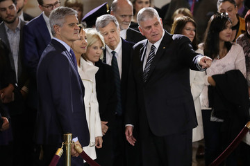 Greta Van Susteren Rev. Billy Graham Lies In Repose In US Capitol Rotunda
