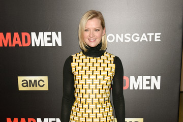 Gretchen Mol 'Mad Men' New York Special Screening