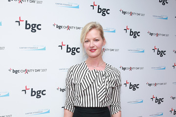 Gretchen Mol Annual Charity Day Hosted By Cantor Fitzgerald, BGC and GFI - BGC Office - Arrivals