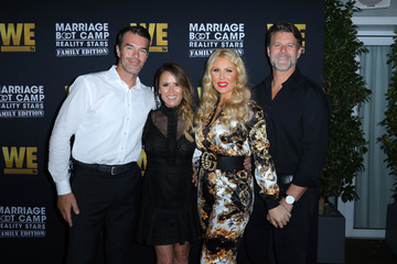 Gretchen Rossi WE Tv Celebrates The Premiere Of 'Marriage Boot Camp'