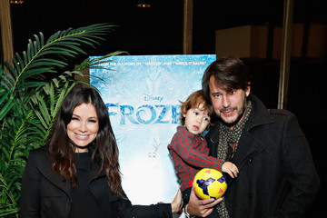 "Gretta Monahan The Cinema Society Hosts A Special Screening Of Walt Disney Animation Studios' ""Frozen"" At The Tribeca Grand Hotel In New York"