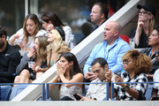 Ashley Benson, Cara Delevingne, Sara Sampaio, Taraji P. Henson and Betty Gilpin attend as Grey Goose toasts to the 2019 US Open at Arthur Ashe Stadium on September 07, 2019 in New York City.