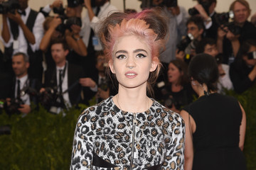 Grimes 'China: Through The Looking Glass' Costume Institute Benefit Gala - Arrivals