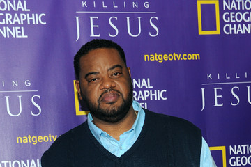 "Grizz Chapman Red Carpet Event And World Premiere Of National Geographic Channel's ""Killing Jesus"""